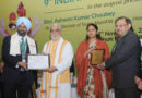 Tamil Nadu awarded for best performing state in organ donation
